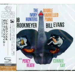 EVANS, BILL / BOB BROOKMEYER - THE IVORY HUNTERS (1 SHM-CD) - WYDANIE JAPOŃSKIE