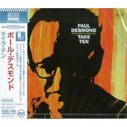 DESMOND, PAUL - TAKE TEN (1 BSCD2) - WYDANIE JAPOŃSKIE