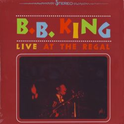 B.B. KING - LIVE AT THE REGAL (1 LP)