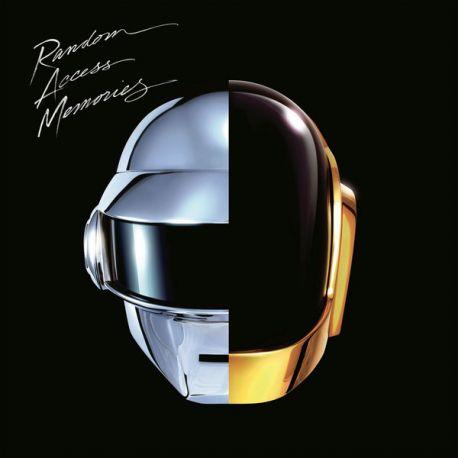 DAFT PUNK - RANDOM ACCESS MEMORIES (2 LP) - 180 GRAM PRESSING - WYDANIE AMERYKAŃSKIE