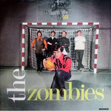 ZOMBIES, THE - I LOVE YOU (1 LP) - MONO - WYDANIE AMERYKAŃSKIE