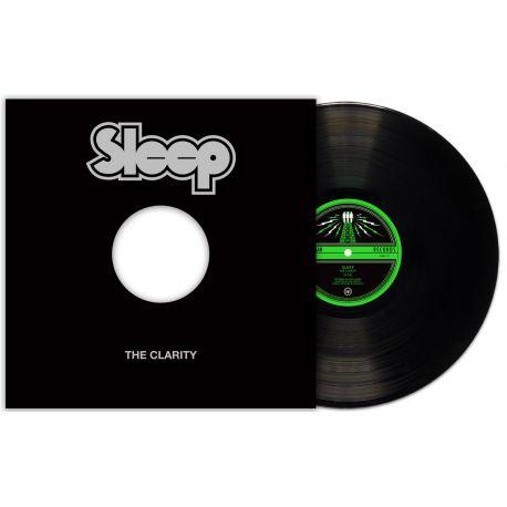 """SLEEP - CLARITY (12"""" SINGLE) - SINGLE SIDED, ETCHED - WYDANIE AMERYKAŃSKIE"""