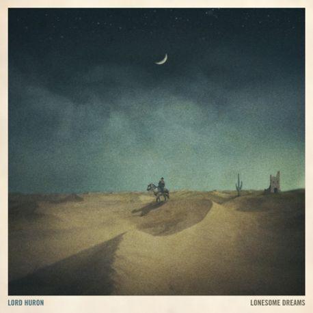 LORD HURON - LONESOME DREAMS (1 CD) - WYDANIE AMERYKAŃSKIE