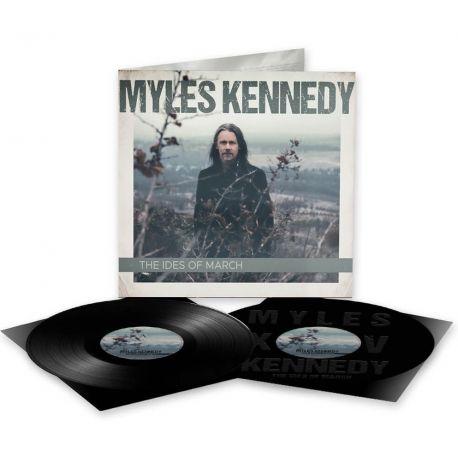 KENNEDY, MYLES - THE IDES OF MARCH (2 LP) - WYDANIE AMERYKAŃSKIE