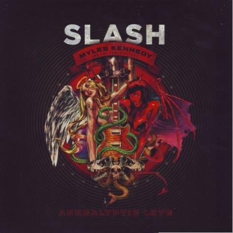 Slash Apocalyptic Love 2 Lp 180 Gram Pressing