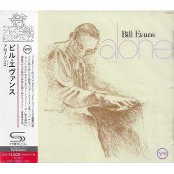 EVANS, BILL - ALONE (1 SHM-CD) - WYDANIE JAPOŃSKIE