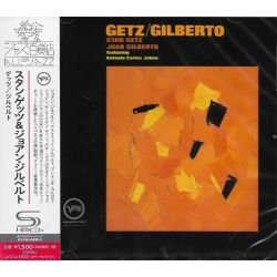 GETZ, STAN & JOAO GILBERTO FEAT. ANTONIO CARLOS JOBIM (1 SHM-CD) - WYDANIE JAPOŃSKIE