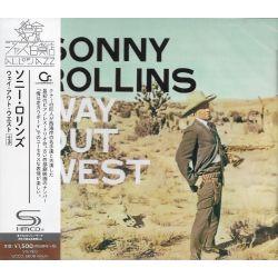 ROLLINS, SONNY - WAY OUT WEST (1 SHM-CD) - WYDANIE JAPOŃSKIE
