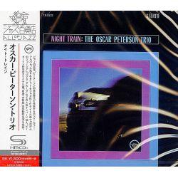 PETERSON, OSCAR TRIO - NIGHT TRAIN (1 SHM-CD) - WYDANIE JAPOŃSKIE