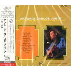 JOBIM, ANTONIO CARLOS - THE COMPOSER OF DESAFINADO (1 SHM-CD) - WYDANIE JAPOŃSKIE