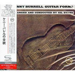 BURRELL, KENNY - GUITAR FORMS (1 SHM-CD) - WYDANIE JAPOŃSKIE