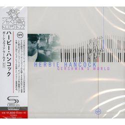HANCOCK, HERBIE - GERSHWIN'S WORLD (1 SHM-CD) - WYDANIE JAPOŃSKIE