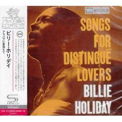 HOLIDAY, BILLIE - SONGS FOR DISTINGUE LOVERS (1 SHM-CD) - WYDANIE JAPOŃSKIE