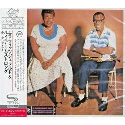FITZGERALD, ELLA & LOUIS ARMSTRONG - ELLA AND LOUIS (1 SHM-CD) - WYDANIE JAPOŃSKIE