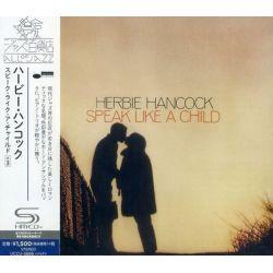 HANCOCK, HERBIE - SPEAK LIKE A CHILD (1 SHM-CD) - WYDANIE JAPOŃSKIE
