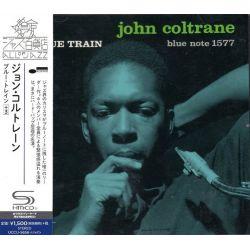 COLTRANE, JOHN - BLUE TRAIN (1 SHM-CD) - WYDANIE JAPOŃSKIE