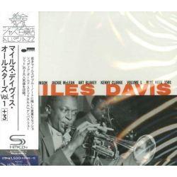 DAVIS, MILES - ALL STARS VOL. 1 (1 SHM-CD) - WYDANIE JAPOŃSKIE