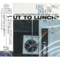 DOLPHY, ERIC - OUT TO LUNCH (1 SHM-CD) - WYDANIE JAPOŃSKIE