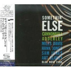 ADDERLEY, CANNONBALL - SOMETHIN' ELSE (1 SHM-CD) - WYDANIE JAPOŃSKIE