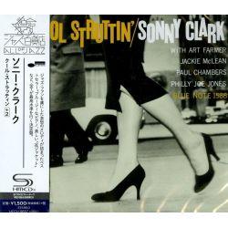 CLARK, SONNY - COOL STRUTTIN' (1 SHM-CD) - WYDANIE JAPOŃSKIE