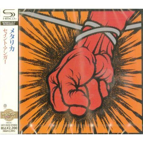 METALLICA - ST. ANGER (1 SHM-CD) - WYDANIE JAPOŃSKIE