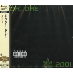 DR DRE - 2001 (1 SHM-CD) - WYDANIE JAPOŃSKIE