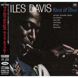 DAVIS, MILES - KIND OF BLUE (1 SACD) - WYDANIE JAPOŃSKIE
