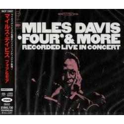 DAVIS, MILES - FOUR & MORE (1 SACD) - WYDANIE JAPOŃSKIE