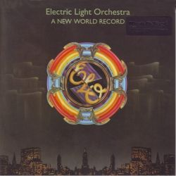 ELECTRIC LIGHT ORCHESTRA (ELO) - A NEW WORLD RECORD (1 LP) - MOV EDITION - 180 GRAM PRESSING