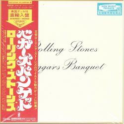"ROLLING STONES, THE - BEGGARS BANQUET: 50TH ANNIVERSARY (2 SACD + 7"") - WYDANIE JAPOŃSKIE"