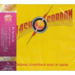 QUEEN - FLASH GORDON (1 SHM-CD) - WYDANIE JAPOŃSKIE