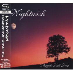 NIGHTWISH - ANGELS FALL FIRST (1 SHM-CD) - WYDANIE JAPOŃSKIE