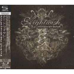 NIGHTWISH - ENDLESS FORMS MOST BEAUTIFUL (1 SHM-CD) - WYDANIE JAPOŃSKIE