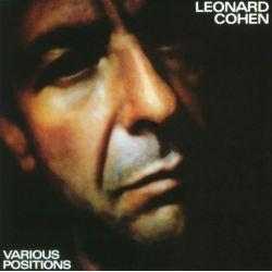 COHEN, LEONARD - VARIOUS POSITIONS (1 LP) - WE ARE VINYL EDITION - 180 GRAM PRESSING