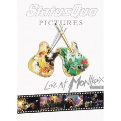 STATUS QUO - PICTURES LIVE AT MONTREUX 2009 (1 DVD)