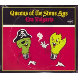 "QUEENS OF THE STONE AGE - ERA VULGARIS (3 X10"") - WYDANIE AMERYKAŃSKIE"