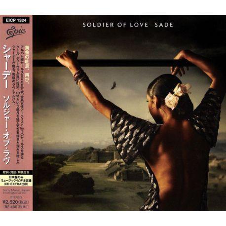 SADE - SOLDIER OF LOVE (1 CD) - WYDANIE JAPOŃSKIE