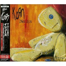 KORN - ISSUES (1 CD) - WYDANIE JAPOŃSKIE