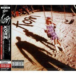 KORN - KORN (1 CD) - WYDANIE JAPOŃSKIE