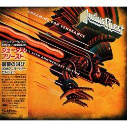 JUDAS PRIEST - SCREAMING FOR VENGEANCE (CD + DVD) - 30TH ANNIVERSARY EDITION - WYDANIE JAPOŃSKIE