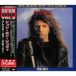 BON JOVI, JON - BLAZE OF GLORY (1 CD) - WYDANIE JAPOŃSKIE