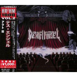 DEATH ANGEL - ACT III (1 CD) - WYDANIE JAPOŃSKIE
