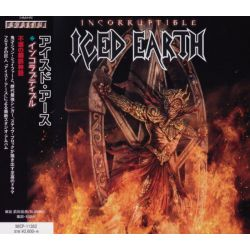 ICED EARTH - INCORRUPTIBLE (1 CD) - WYDANIE JAPOŃSKIE