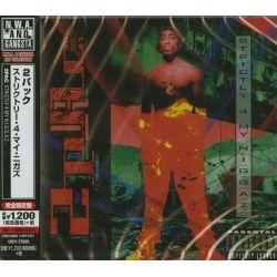 2PAC - STRICTLY 4 MY N.I.G.G.A.Z. (1 CD) - WYDANIE JAPOŃSKIE