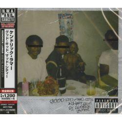 LAMAR, KENDRIK - GOOD KID, M.A.A.D. CITY (1 CD) - WYDANIE JAPOŃSKIE