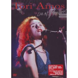 AMOS, TORI - LIVE AT MONTREUX 1991/1992 (1DVD)