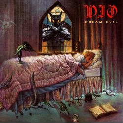 DIO - DREAM EVIL (1 CD) - WYDANIE AMERYKAŃSKIE