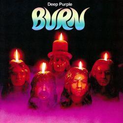 DEEP PURPLE - BURN (1 CD) - WYDANIE AMERYKAŃSKIE