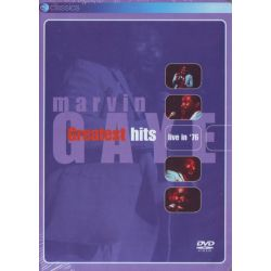 GAYE, MARVIN - GREATEST HITS LIVE IN '76 (DVD)