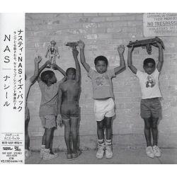 NAS - NASIR (1 CD) - WYDANIE JAPOŃSKIE